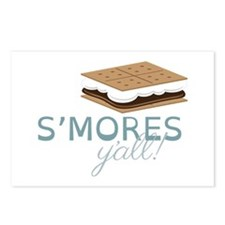 SMores Yall Postcards (Package of 8)