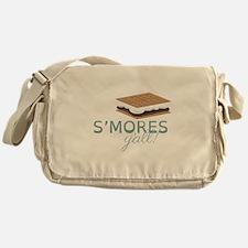 SMores Yall Messenger Bag