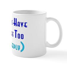 Anti-Lawyer Humor Small Mug