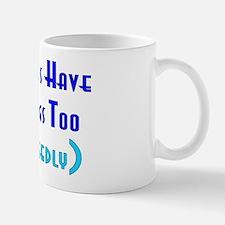 Anti-Lawyer Humor Small Small Mug