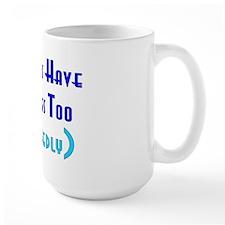 Anti-Lawyer Humor Mug