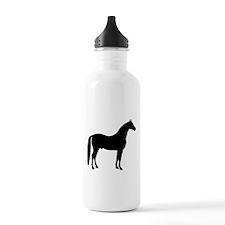 Black Stallion Water Bottle