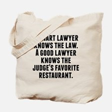 A Good Lawyer Tote Bag