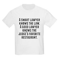 A Good Lawyer T-Shirt
