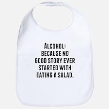 Alcohol Bib