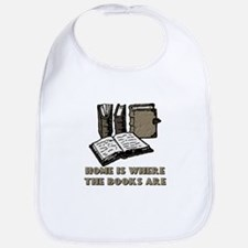 Home is where the books are Bib
