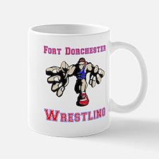 Fort Dorchester High school wrestling Mugs