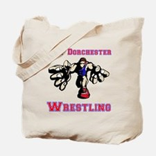 Fort Dorchester High school wrestling Tote Bag