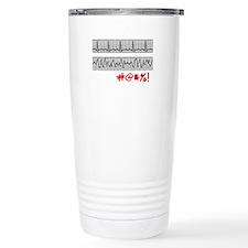 Cute Telemetry Travel Mug