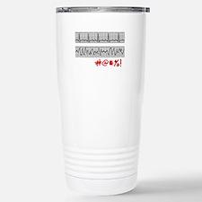 Ccu nurse Travel Mug