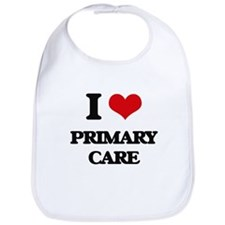 I Love Primary Care Bib