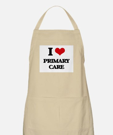 I Love Primary Care Apron