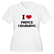 I love Prince Charming Plus Size T-Shirt