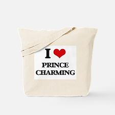 I love Prince Charming Tote Bag
