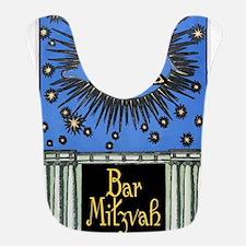 Bar Mitzvah Card Bib