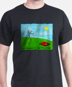 Stick Person (When Life Hands) T-Shirt