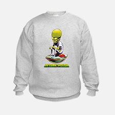 Return of the Mekon scifi vintage Sweatshirt