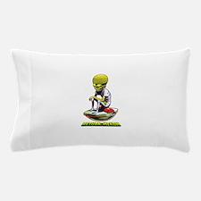 Return of the Mekon scifi vintage Pillow Case