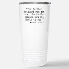 Cute Historian Travel Mug