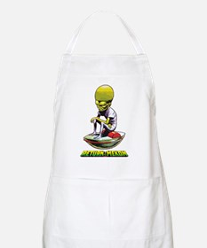 Return of the Mekon scifi vintage Apron