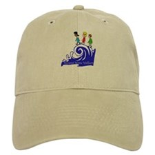 Tsunami Wave Walkers Baseball Cap