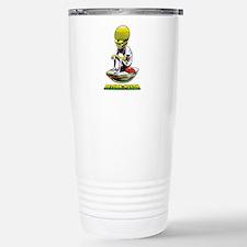 Return of the Mekon sci Stainless Steel Travel Mug