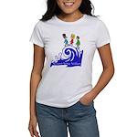 Tsunami Wave Walkers Women's T-Shirt