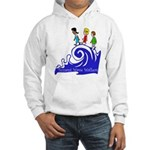 Tsunami Wave Walkers Hooded Sweatshirt