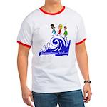 Tsunami Wave Walkers Ringer T