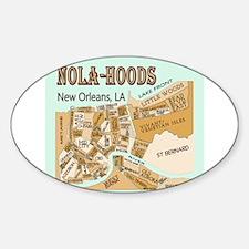 NOLA-Hoods Decal