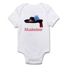 Musketeer Infant Bodysuit