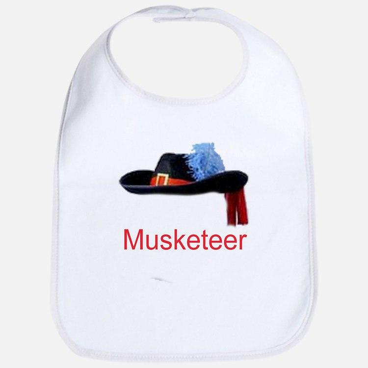 Musketeer Bib