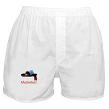 Musketeer Boxer Shorts
