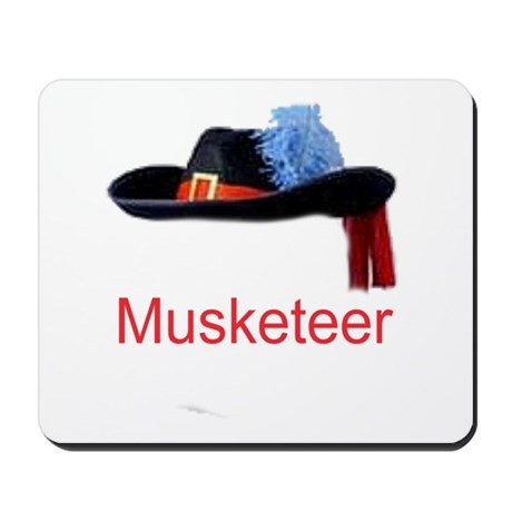 Musketeer Mousepad