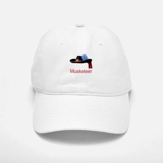 Musketeer Baseball Baseball Cap