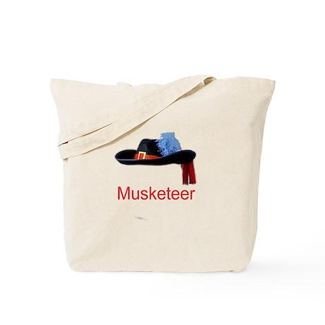 Musketeer Tote Bag