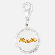 LARGE FLAMES Charms