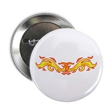 """LARGE FLAMES 2.25"""" Button (10 pack)"""