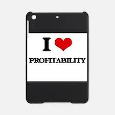 I Love Profitability iPad Mini Case