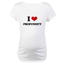 I Love Profundity Shirt