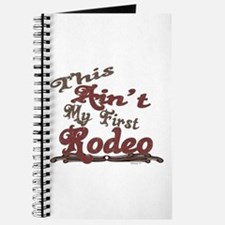First Rodeo Journal