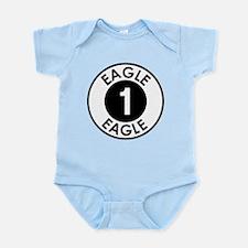 Space: 1999 - Eagle 1 Logo Body Suit
