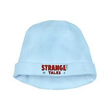 Strange Tales pulp logo baby hat