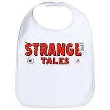 Strange Tales pulp logo Bib