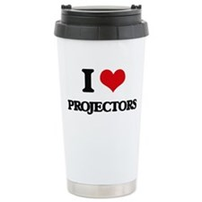 I Love Projectors Travel Mug