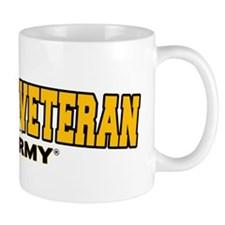 Proud Veteran - Army Mug
