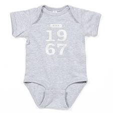 Npf Est.1967 Baby Bodysuit
