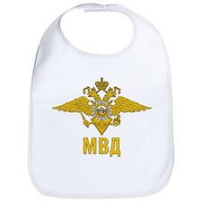 MVD Ministry of Internal Affairs Emblem - Russ Bib