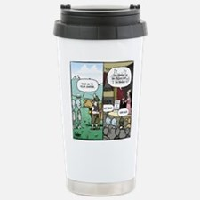 Unique Opera Stainless Steel Travel Mug