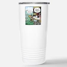 Unique Ufos Travel Mug